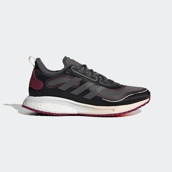 Adidas Supernova C.rdy W [FV4739] 女鞋 慢跑 運動 休閒 支撐 緩衝 輕量 愛迪達 黑