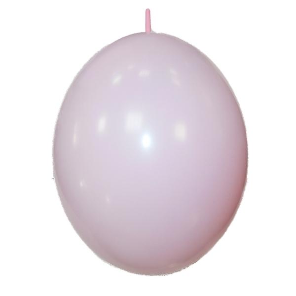 【大倫氣球】12吋馬卡龍色 圓形連接氣球 針球 LINKING BALLOONS ,PARTY派對、會場佈置