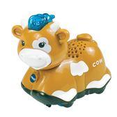 【 Vtech 聲光玩具 】嘟嘟動物系列 - 小牛 ╭★ JOYBUS玩具百貨
