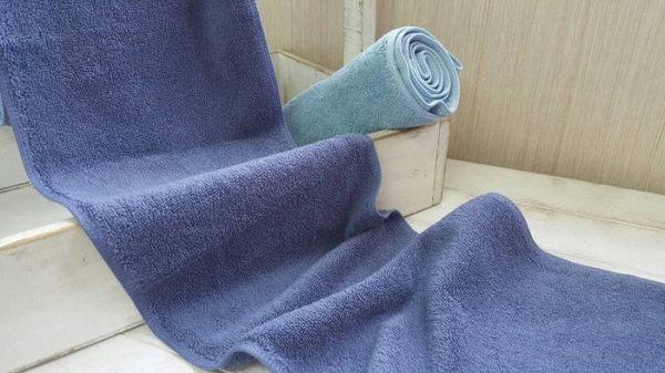 ((偉榮毛巾)) 雲林虎尾毛巾~素面窄版運動毛巾,超吸水/不退色^^
