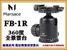 Marsace 馬小路 FB-1R 極地系列 36mm大球體防凍頂級專業雲台 含B60 線上器材展