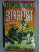 【書寶二手書T5/原文小說_LPD】Blood Contact_STARFIST book IV_David Sherm