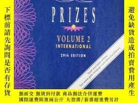 二手書博民逛書店Awards,罕見Honors & PrizesY23583 Not Available (NA) ISBN
