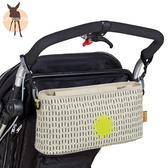 【贈防漏水杯】德國Lassig-推車收納掛袋-陽光點點