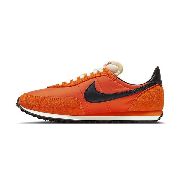 Nike Waffle Trainer 2 SP 男女 黑橘 復古 休閒鞋 DB3004-800