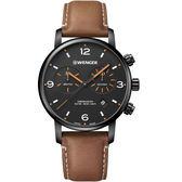 瑞士WENGER Urban Metropolitan都會時尚手錶 01.1743.113