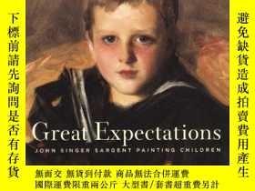 二手書博民逛書店Great罕見Expectations: John Singer