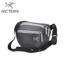 【ARC TERYX 始祖鳥 Mantis 1L 多功能腰包《機長灰》】25817/肩背包/隨身包/出國旅行
