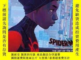 全新書博民逛書店蜘蛛俠平行宇宙設定 Spider-Man: Into the S