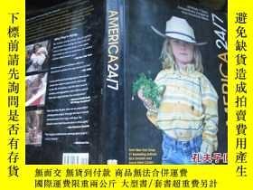 二手書博民逛書店AMERICA罕見24 7Y205889 出版2003