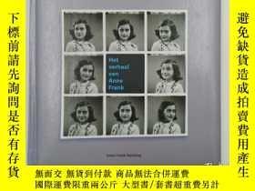 二手書博民逛書店het罕見verhaal van anne frank 安妮·弗蘭克的故事Y19139 Anne Frank