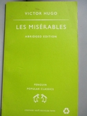 【書寶二手書T3/原文小說_IAI】Les Miserables _HUGO, VICTOR, 雨果