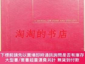 二手書博民逛書店Development罕見Plans. A Manual on Form and ContentY473414