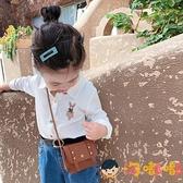 女童白襯衫秋裝刺繡長袖兒童寶寶娃娃衫小女孩上衣【淘嘟嘟】