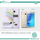 NILLKIN Samsung Galaxy J7 (2016) J7108 超清防指紋保護貼 (含鏡頭貼) 螢幕膜 高清貼 三星