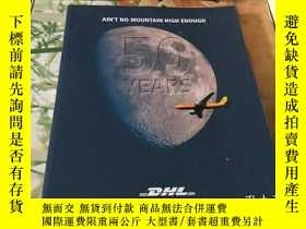 二手書博民逛書店AINT罕見ON MOUNTAIN HIGH ENOUGH 50 YEARS OF DHLY204356 50