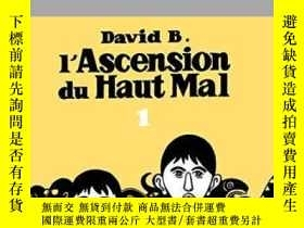 二手書博民逛書店L ascension罕見Du Haut Mal, Tome 1Y364682 David B. L Ass