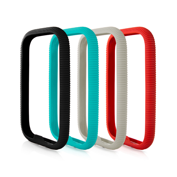 【Bone】環形手機綁 Phone RingTie - 防手滑輕薄手機框-藍