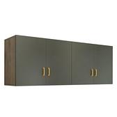 壁櫃 廚房吊柜墻壁柜掛墻式陽臺墻柜子臥室墻上壁掛儲物柜衣柜頂柜