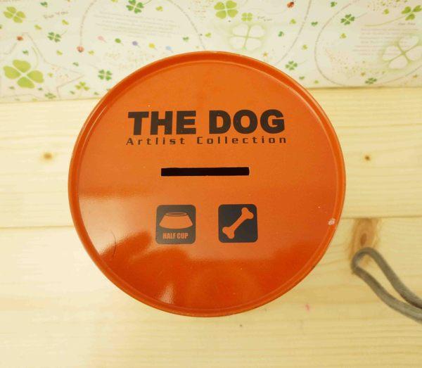 【震撼精品百貨】新大頭狗_The Dog~鐵製存錢筒-臘腸