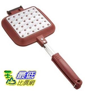 [東京直購] 杉山金屬 Smile Cooker DX 雙面煎鍋 KS-2881 兩面燒 三明治夾 烤盤 IH電磁爐適用