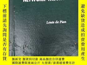 二手書博民逛書店linear罕見active network theory (H