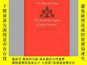 二手書博民逛書店Vincent罕見Van Rossem - the of Cities. The Disastrous Impac