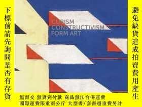 二手書博民逛書店[PRESTEL出版]Cubism罕見Constructivism Form Art立體派構成主義藝術Y302