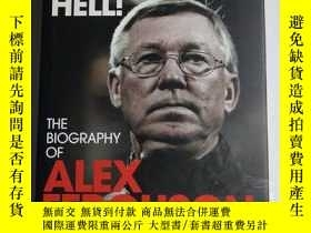 二手書博民逛書店FOOTBALL-BLOODY罕見HELL :The Biogr