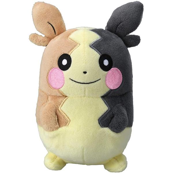 Pokemon GO 寶可夢 絨毛 07 莫魯貝可