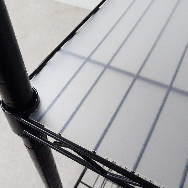 90X45cm層架專用PP板-白色(一入)★快速出貨/現貨★鐵力士架/收納架/層架/波浪架/DIY