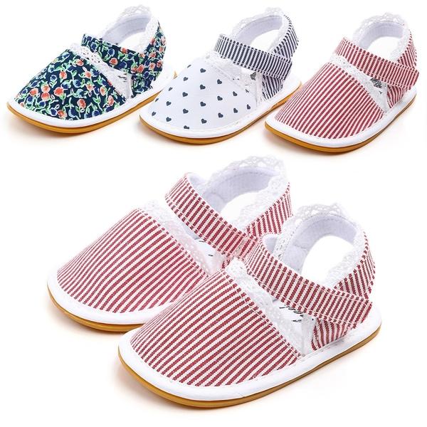 寶寶涼鞋 學步鞋 軟底防滑嬰兒鞋(11.5-12.5cm) MIY2209 好娃娃