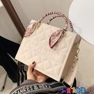 小方包 高級感包包女夏2021新款潮時尚百搭洋氣手提包網紅爆款斜背小方包寶貝計畫 上新