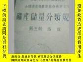 二手書博民逛書店礦產儲量分類規範罕見第五輯 珞 鎳 一版一印獨本Y19658 全
