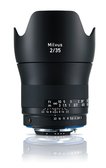 6期零利率 Zeiss 蔡司 Milvus 2/35 ZF.2 35mm F2 ZF2 鏡頭 For Nikon 石利洛公司貨