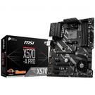 MSI 微星 X570-A PRO 支援PCI-E 4.0 ATX AM4腳位 主機板