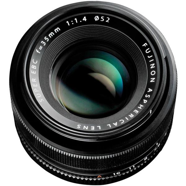 Fujifilm XF 35mm F1.4 R 標準定焦鏡頭 35mm f/1.4  黑色 【恆昶公司貨】F1.4R