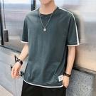 【精選新品任搭2件$499】純棉短袖T恤男款簡約設計T恤