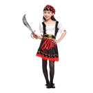 海盜寶貝,萬聖節/化妝舞會/角色扮演/尾牙表演/聖誕節/兒童變裝/cosplay,節慶王【W380081】
