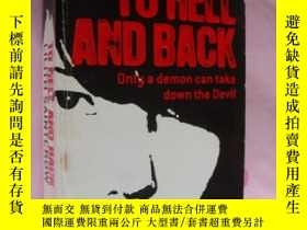 二手書博民逛書店TO罕見HELL AND BLACK:only a demon