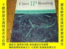 二手書博民逛書店Cisco罕見IP Routing Packet Forward