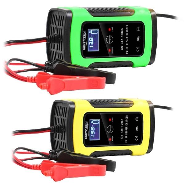 【3期零利率】全新 JB9電瓶修復器 智慧充電 充滿停止 一鍵修復 安全防護 靜音風扇 加粗銅線