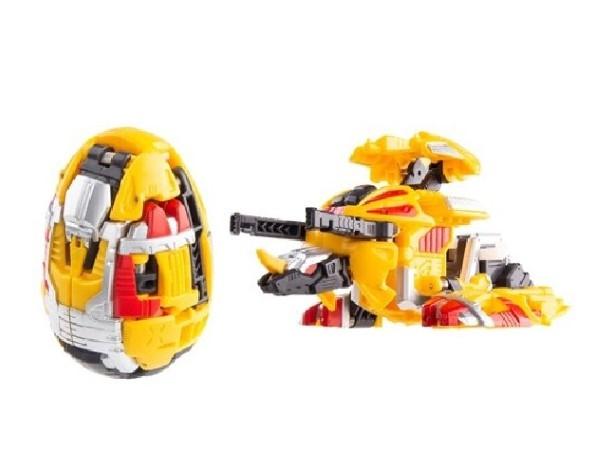 Carbot衝鋒戰士 恐龍奇兵 電擊三角龍 TOYeGO 玩具e哥