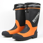 雨鞋男秋冬中高筒透氣橡膠鞋防水鞋時尚膠鞋水靴防滑套鞋舒適 印巷家居