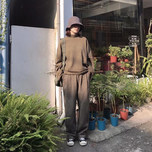 特價品-Y保齡球褲工作褲/後鬆緊寬褲-3色  【04190225】