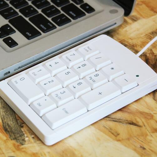 小鍵盤 電腦鍵盤外接迷你小鍵盤有線迷你鍵盤usb數字鍵盤 筆記本數字鍵盤【快速出貨八折搶購】