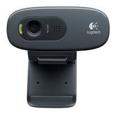 [富廉網] Logitech 羅技 HD 網路攝影機 C270 ( WEBCAM IP CAM )