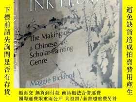 二手書博民逛書店【包罕見】Ink Plum: The Making of a C
