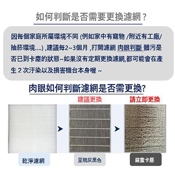 適用東元TECO NN-2803BD NN-1601BD 奇美S0300T空氣清淨機除臭活性碳二合一HEPA濾網