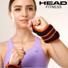 HEAD海德 手腕專業負重沙袋加重器1.5公斤/2入裝(共3公斤) WELLCOME好吉康